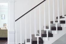New staircase ideas
