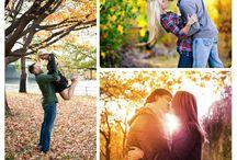 Ideas fotografía parejas