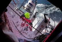 24 hours of Leg 8 saw Dongfeng Race Team / The first 24 hours of Leg 8 saw Dongfeng Race Team in one of their worst positions since this race started eight months ago. Falling up to 25 miles behind the leader, last night a comeback looked unlikely and morale onboard was low. However things have recently picked up and although Charles and his crew are still at the back, they're back in the game and that's just what this team needs.