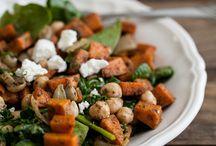 Salads / by Nancy Arnold