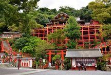 ศาลเจ้ายูโทกุอินาริ (Yutoku Inari Shrine) , Japan