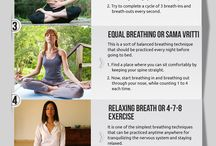 Breathing Exercise or Pranayama