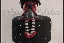 Unique cakes for girls