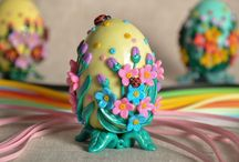 Clay - easter