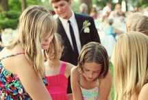 """If we ever decide to do that """"big wedding/vow renewal""""  / by Brittany Hart"""