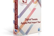 PST to Thunderbird / Tired of using complicated and intricate PST to Thunderbird converters? It's time you switch you Digital Tweaks Apple Mail Import Tool to Covert PST to Thunderbird in no time.
