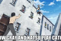 Grey & Natsu
