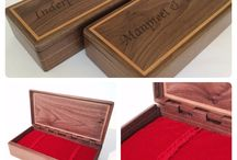 Knife boxes / Wooden knife box