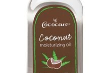 Cococare Coconut Products / Coconut is one of natures natural treasure for hand, hair and lips.