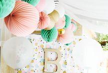 Papír dekoráció - Paper decoration