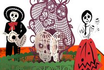 Day of the Dead / Dia de los Muertos is a wonderful holiday to celebrate the lives of all those we have lost.