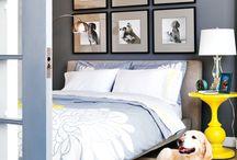 Bedroom Ideas / by Barbara McVey