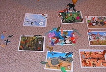 Theme: Zoo & Jungle animals