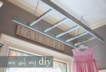 Laundry room / by Courtney Laue-Heines