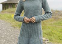 Knitted wear