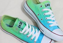 Coverse are bae / LOVE CONVERSE