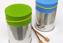 instruments musicals reciclats