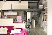 Lofty Ideas / Modern Lofts / by Emily Konopasek
