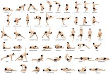 My Yoga Collection / Yoga asanas and their benefits for our body, mind, and spirit. / by Damaysi