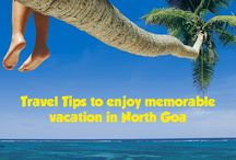 Vacation in North Goa