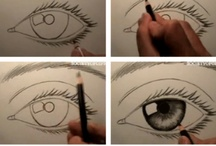 How to draw a / by Becky Smith Flack