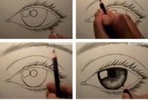 dessiner, peindre, sculpter...