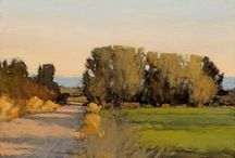 lanscape painting