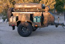4wd box trailer camping