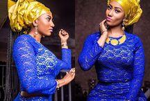 LACE Styles   Nigerian Fashion