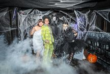 Halloween Party 2015 / Our first Halloween party and it was a SOLD OUT event! So many amazing costumes! The sppoky decor was over the top and the music had the dance floor packed all night long! Let's hope this becomes a tradition at the Old Mill.