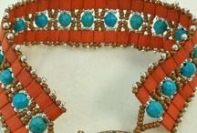 Beaded bracelets seed beads
