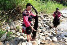 Une Ancienne Communauté Chinoise Où Les Femmes Ne Se Coupent Pas Les Cheveux
