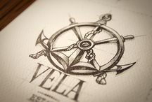 steering tattoo