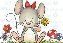 Spring Mouse