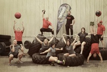 CrossFit / I love CrossFit.  / by Jenny Hodges