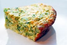 Healthy Quiche's for National Quiche Day / Try these healthy recipes for the perfect healthy Quiche!