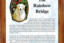 Peoms for grieving dog owners / Animals