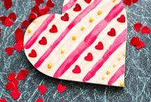 Valentine's Crafts / by TOTS 100