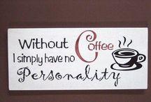 Coffee egos