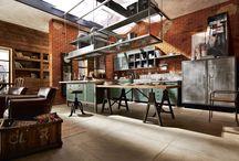 Архитектура, дом, интерьеры