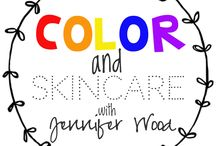 Color and Skincare with Jennifer Wood