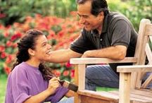 """DADS AND DAUGHTERS / It's about time we offered some tips to you! We imagine you have just a few questions about your tween daughter, like """"Is she really from another planet?"""" In this blog series, Bob Gresh, author of 8 Great Dates for Dads and Daughters will answer some of the most frequently asked questions we receive from Dads."""