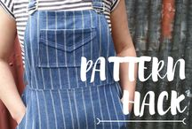 Patterns, sew what?