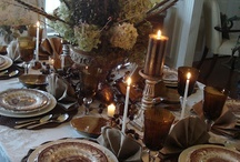 Tablescapes / by Brittany Tucker