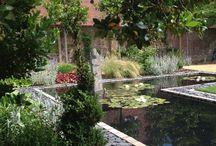 Water Features / Water Features, ponds, garden design www.hambrooks.co.uk