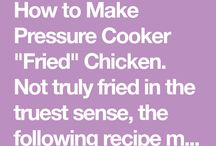 chicken crumbed