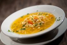 Sopas | Soups / Ingredients pulled right from our Grandfather's recipe book.