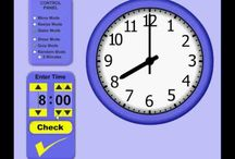 Classroom: Math- Telling Time