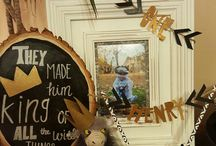 Kaven's Wild One 2nd Birthday Party