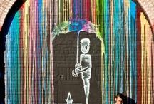 Color rain / Kids mood board / by Krishna Patel